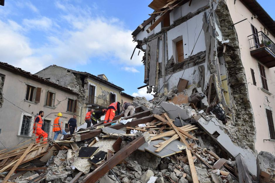 The Richter Scale – Understanding Earthquakes & Insurance